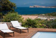 Korsika Ferienhaus Strand