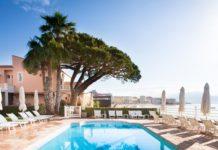 Korsika Hotel Pool