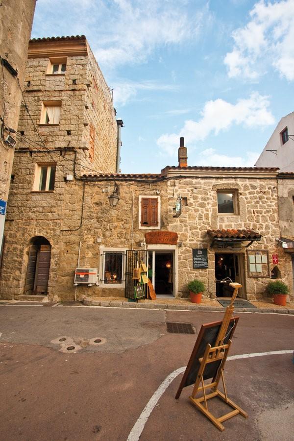 Altstadt Porto Vecchio