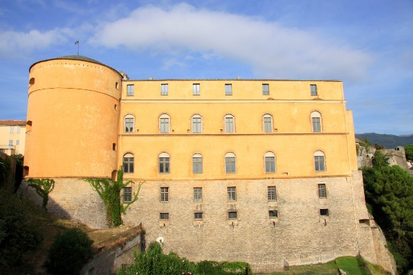 Zitadelle von Bastia