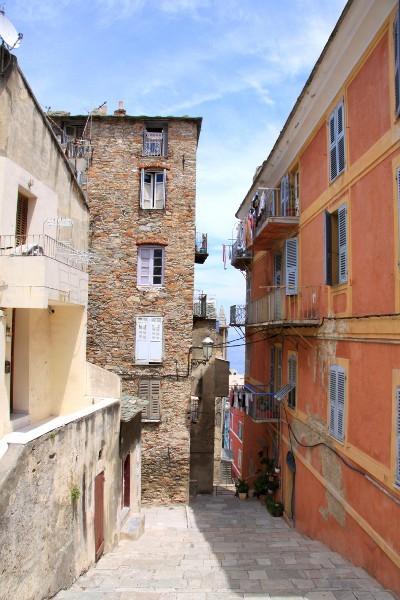 Altstadt von Bastia