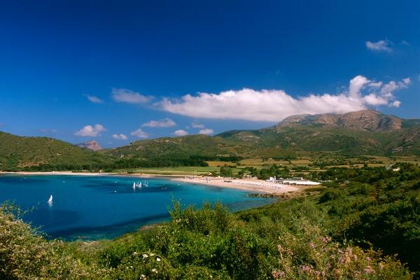 Strand von Chiuni mit Club Med