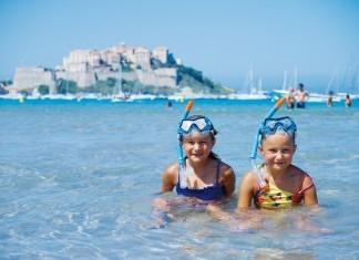 Korsika Reiseangebote im Sommer.