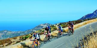 Radtour durch das Hinterland der Balagne mit Panorama