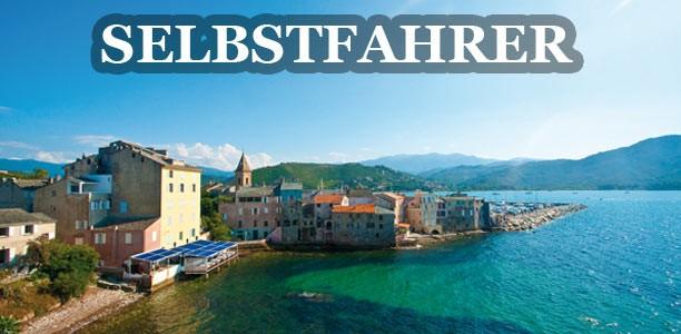 Selbstfahrer Ferien auf Korsika
