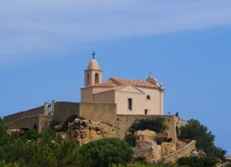 Kapella Notre Dame de la Serra auf Korsika