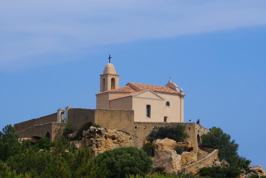 Wallfahrtskapelle Notre Dame de la Serra in Calvi