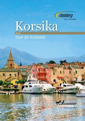 Korsika 2013,