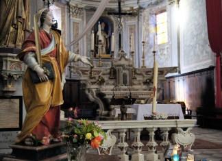 Kirche auf Korsika