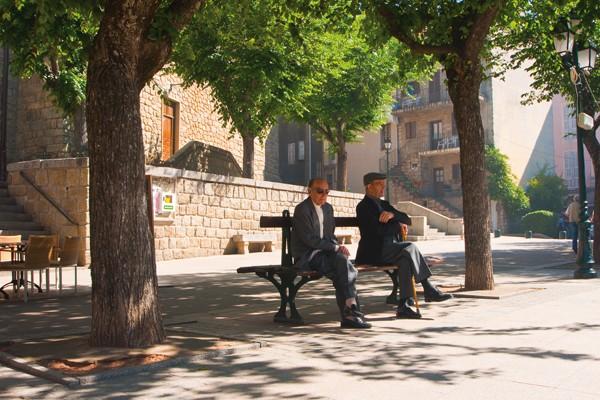Einwohner Korsikas