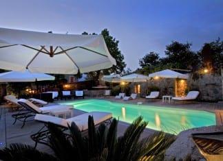 Luxushotel Korsika