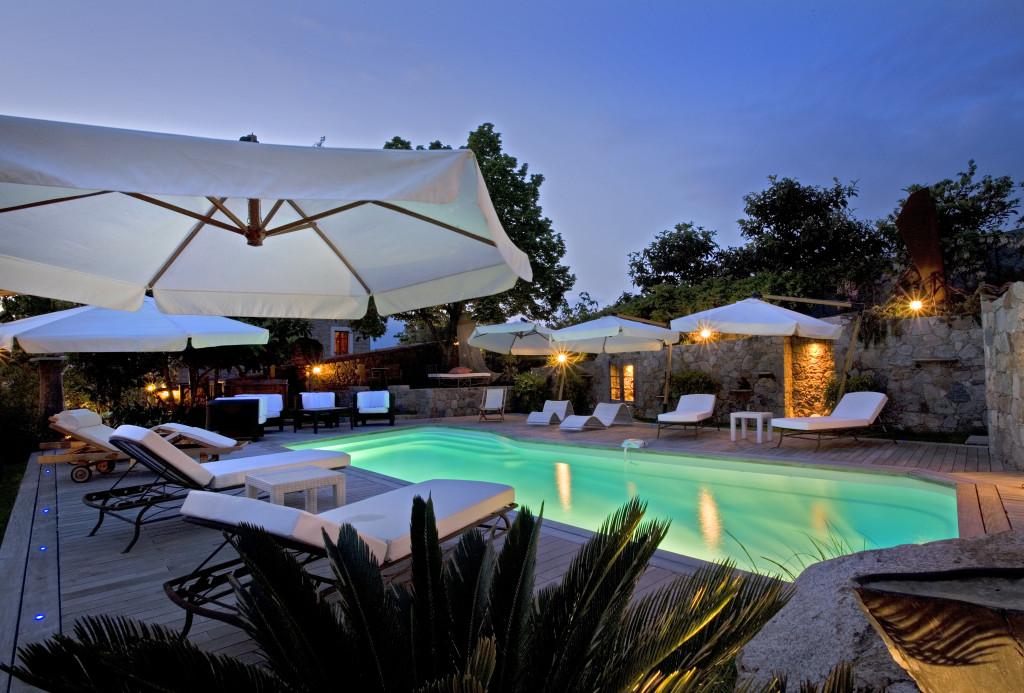 Korsika der extraklasse luxusunterk nfte f r jeden geschmack for Designhotel korsika
