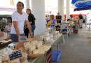 korsischer Käsemarkt