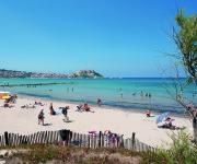 Der Strand von Calvi