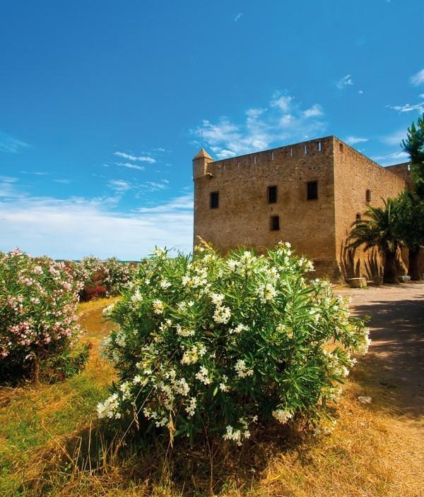 Fort de Matra - Aléria