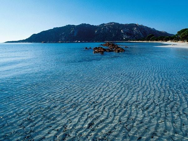 Karibikstrand auf Korsika