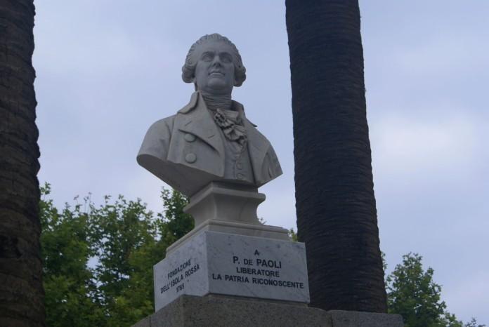 Freiheitskämpfer Pasquale Paoli