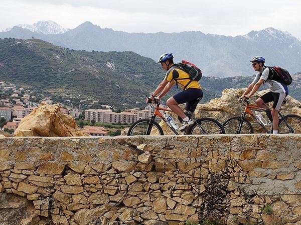 Abwechslungsreiche Radtour