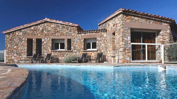 Korsika Villa Roc e Mare